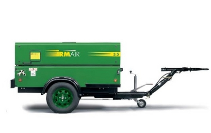 Motocompressore da 3500lt.